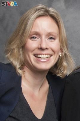 Caroline Konrad, director of the Career Center at Ryerson University in Toronto, Canada.