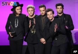 One Direction Breaks Billboard Chart Record