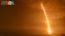 The Long March-7 Y3 rocket carrying the automated cargo resupply spacecraft Tianzhou-2 as one of the missions to complete China's space station, takes off from Wenchang Space Launch Center in Hainan province, China May 29, 2021.
