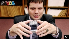 Smartphone App Gives 'Sight' to the Blind