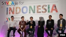 Google meeting in Jakarta,Indonesia August 9, 2016 (Photo by Toto Santiko Budi/Google Indonesia)