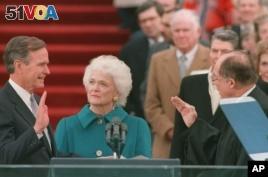 Former President George H.W. Bush Turns 90
