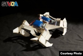 Scientists Develop a Robot That Can Assemble Itself