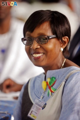 WHO Names First Woman as Africa Director