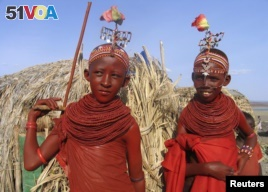 Africa Launches Campaign to End Child Marriage
