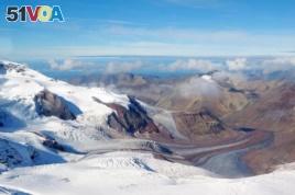 Wrangell Mountain