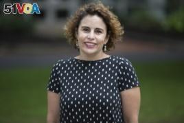 Jennifer Simons, director of undergraduate admissions and recruitment at Northeastern University.