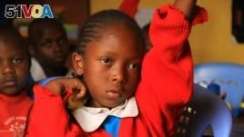Free Education for Poor Kenyan Girls
