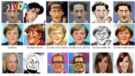 Kaidi Cao, a former intern at Microsoft and now a student at Stanford University in California, developed along with a team of researchers a machine-learning system to create realistic-looking caricatures. (Photo: Kaidi Cao)