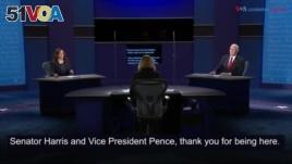 Vice Presidential Debate October 2020
