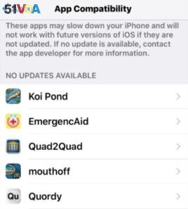 App Compatibility