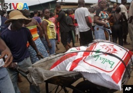 Ebola Fears Affect Asian Rice Export