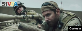 'American Sniper' Earns Oscar Nominations and Debate on Twitter