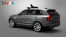 Volvo Cars and Uber join forces to develop autonomous driving cars (VOLVO)