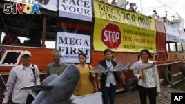 Disagreement Over Lower Mekong River Dam Project