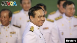 Thai Prime Minister Offers to Write 'Soap Opera'