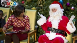 Words and Their Stories: Santa Claus