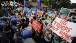 Philippine President Rodrigo Duterte recently said his country had reached a
