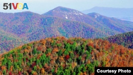 Many nature lovers head to Shenandoah National Park in the U.S. state of Virginia. One of the stories explaining the name Shenandoah is as beautiful as the name sounds. (COURTESY PHOTO)