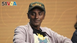 Host/chef Marcus Samuelsson take spart in PBS's