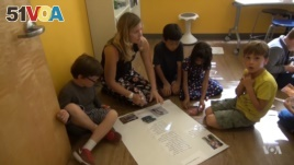 Khan Lab School uses an experimental method of teaching students
