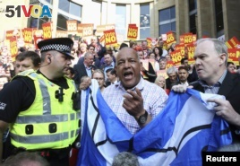 Scotland's Independence Vote Is Too Close to Call