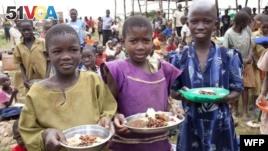 Hunger Gnaws at Burundi's Soul