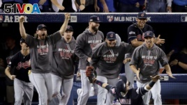 The last time the Indians played in the World Series was 1997.