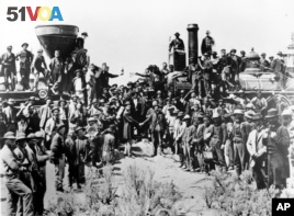 Early American Railroads Shape Modern Language