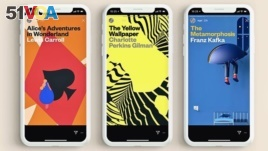 The New York Public Library recently introduced Insta Novels, a reimagining of Instagram Stories to provide a new platform for classic literature. (Courtesy: New York Public Library)
