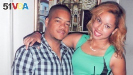This is a picture of the last time Mickel Mesa celebrated his sister Genesis' birthday -- in 2013.