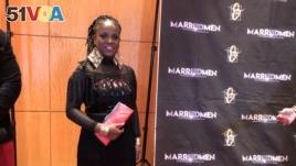 Haitian rapper Princess Eud plays Alexis Genisis in the movie 'Married Men.'