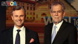 Austria's Highest Court Orders New Presidential Election