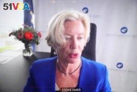 European Medicines Agency Executive Director, Emer Cooke