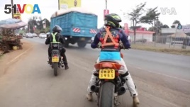 Motorbike Club Gives Power to Kenyan Women