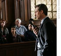 D.C. Superior Court Judge Melvin Wright says television shows like 'Law & Order' do not show trials the way they really happen.