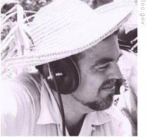 Alan Lomax in the Caribbean in 1962
