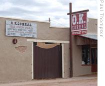 The OK Corral