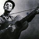 One of the first songs Woody Guthrie wrote was about fleeing the Dust Bowl.