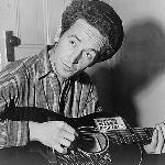 Woody Guthrie,1912-1967: Singing the Songs of 'Dust Bowl Refugees'