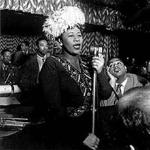 Ella Fitzgerald performed in concerts around the world and became popular internationally.