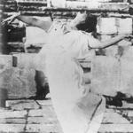 When she danced, Isadora Duncan wore very thin clothing.  She wanted people to see her body as she ran across the stage.