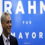Rahm Emanuel Gets Ready for New Job as Mayor of Chicago