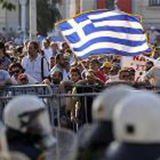 Greece's Debt Crisis and the Future of Europe